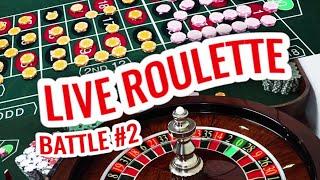 AGGRESSIVE ROULETTE Strategy – Live Roulette Session