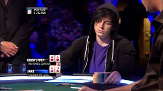 Learn to play poker with partypoker: How to play in a battle of the blinds