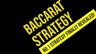 Baccarat Strategy | 100% Working | Baccarat codes | Baccarat Prediction Software