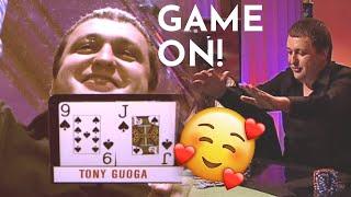 Tony G HILARIOUS trash talk and table banter – poker compilation