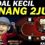 ADU NYALI! Main Domino QQ Online MENANG BANYAK !!! | KANG SAWER