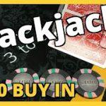 COLD BLACKJACK SHOE! $300 Buy In.