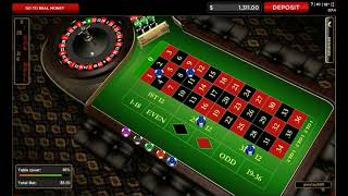 Roulette Strategy: How to win $90 within 6 minutes