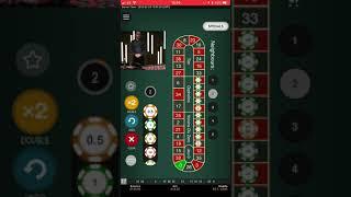 Bet365 Live Roulette.