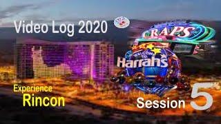 CRAPS: BUBBLE CRAPS LIVE! VLog 2020 Session 5