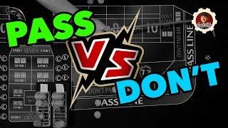 Craps Odds Bet – Pass Line Vs Dont Pass