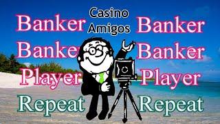 Casino Baccarat My betting Style