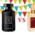 Ultimate 540 Clone! Tinhare by Le Couvent des Minimes VS Baccarat Rouge 540