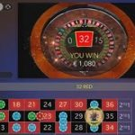 From 10€ to 2627€ at AUTO ROULETTE, 260X (Playing with Logarithm Strategy)