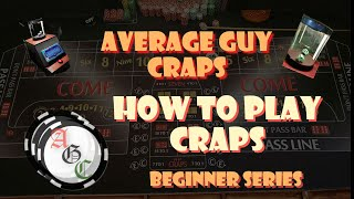 Learn How to Play Craps!! Tutorial