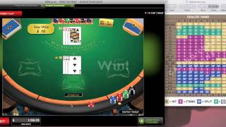 Blackjack Basic Strategy Chart – Increase Your Odds