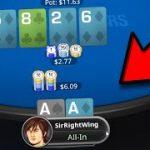 Poker Online – Best Poker Hand TWICE! (Poker Online Real Money #4)