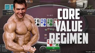 How To Easily Win Heads Up Poker ($1,000 NLHE)