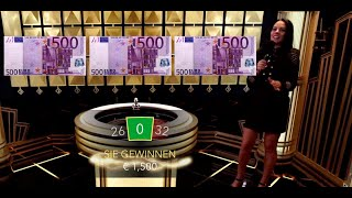 LIGHTNING ROULETTE – Live Casino Session – Highroller BIG WIN – Der GlücksGuru