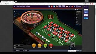 """Winning Roulette Strategy """"This one goes out to a friend"""""""