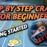 How to play craps for beginners – Step by step instruction