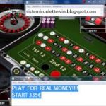 Roulette System for Winning Money