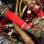 Supercharged Citroen 2cv engine in Blackjack Avion