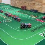 Craps-Everything Comes together for the Field's 4 Way variation of the Golden Cross