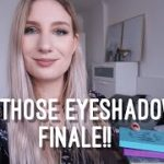 Pan Those Eyeshadows / Pan that Palette Roulette 2019 | FINALE!!!