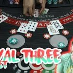ROYAL THREE SIDE BET | Live Blackjack Session