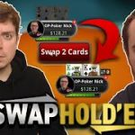 NEW GAME = NEW MONEY! | Swap Hold'Em Session | Stream Highlights #4