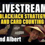 Blackjack Livestream – Wes and Albert