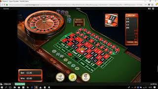 One number system – Roulette strategy