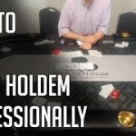 How To Deal Texas Holdem Poker Professionally – Texas Holdem Poker Dealing Training Video