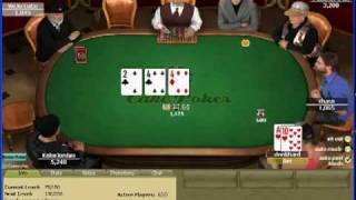 SNG STRATEGY – Winning Texas Hold 'em Poker Sit and Go Tournaments