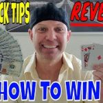 Blackjack Tips- How To Win At Blackjack By Professional Gambler Christopher Mitchell.