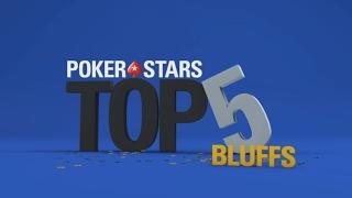 Top 5 Best Poker Bluffs   PokerStars