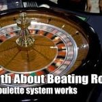 Winning Roulette System Using Physics