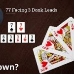 Poker Strategy: 77 Facing 3 Donk Leads