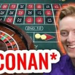 LIVE ROULETTE with Discount CONAN O'BRIEN – Live Roulette Session