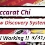 Baccarat Wining Strategy with Money Management 3/31/19