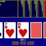 Deuces Wild Video Poker Basic Strategy