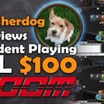 Poker Coaching with MMAsherdog: How To Beast $100NL (Zoom Poker Strategy)