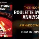 "PUBLICITY – New e-book ""ROULETTE SYSTEM ANALYSIS"""