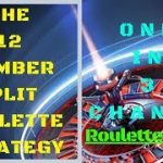 Roulette Strategy – The 12 Number Split | Low Bankroll Strategy | 2020 | Roulette Boss