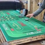 Craps table practice Come Bet LED