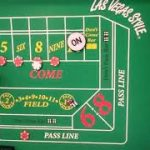 Craps strategy Field + 1