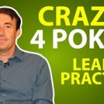 Learn and practice Crazy 4 Poker with our Demo Game