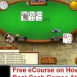 Texas Holdem Poker – Online Cash Game Strategy