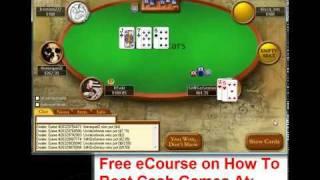 Texas Holdem Poker – Online Cash Game Strategy