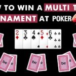 How to win a Multi Table Poker Tournament at Pokerstars | bettingexpert poker strategy