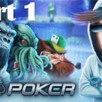 HD Poker Texas Hold'em Let's Play Part 1 -Steam Gameplay