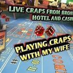 Real Live Casino Craps #15 – Bronco Billy's – Me and the wife having fun!!