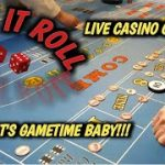 Real Live Casino Craps – ITS GAMETIME BABY!!!