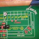Craps strategy 4&10 + 6&8 up to 30